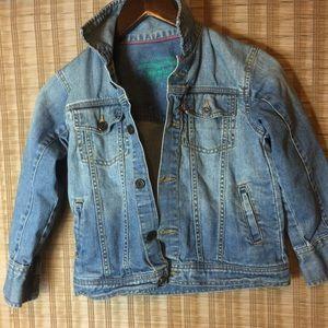 Levi's Blue Jean Jacket